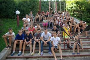Obóz Letni Bartkowa 2015